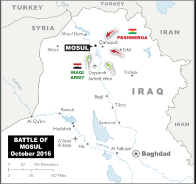 Battle of Mosul